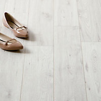 Schreiber Stone Oak Laminate Flooring - 1.73 sq m per pack