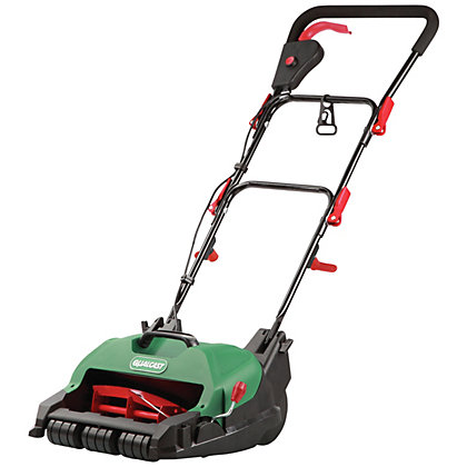 Image for Qualcast 400W Cylinder Lawn Mower from StoreName