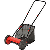 Sovereign Push Cylinder Lawn Mower - 30cm