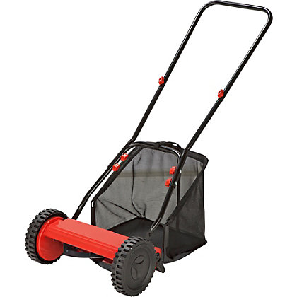 Image for Sovereign Push Cylinder Lawn Mower - 30cm from StoreName