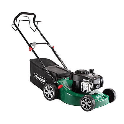 Image for Qualcast 125cc Self-propelled Petrol Rotary Lawn Mower - 41cm from StoreName
