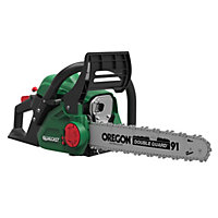 Qualcast Petrol Chain Saw - 45cc