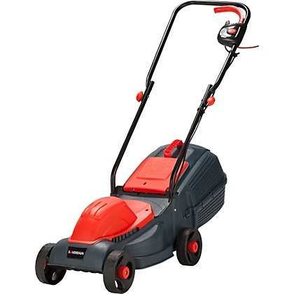 Image for Sovereign 1000W Electric Rotary Lawn Mower - 31cm from StoreName