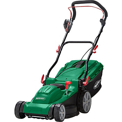 Image for Qualcast 1600W Electric Rotary Lawn Mower - 37cm from StoreName