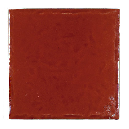 Image for Cotswold Gloss Wall Tiles - Deep Ruby - 100 x 100mm - 25 pack from StoreName