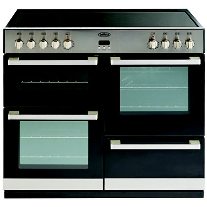 Image for Belling DB4 444443024 100E Range Cooker - Stainless Steel from StoreName