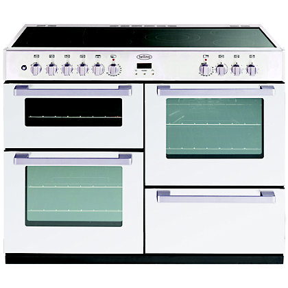 Image for Belling DB4 444443041 110E Range Cooker - White from StoreName