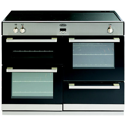 Image for Belling DB4 444443044 110Ei Range Cooker - Stainless Steel from StoreName