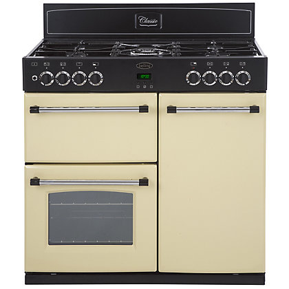 Image for Belling Classic 444443486 90GT Range Cooker - Cream from StoreName