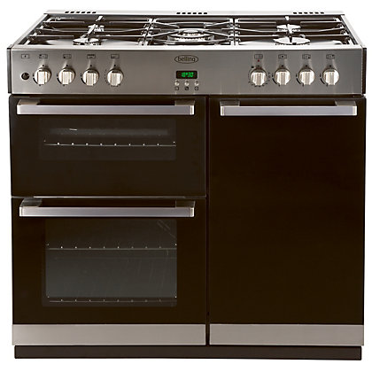 Image for Belling DB4 444443490 90GT Range Cooker - Stainless Steel from StoreName