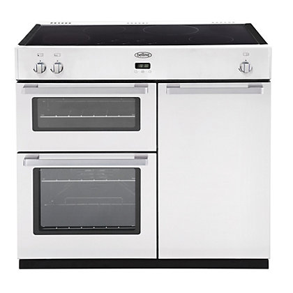 Image for Belling DB4 444441894 90Ei Range Cooker - White from StoreName
