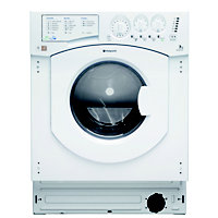 Hotpoint Aquarius BHWD 149 /1 Built-in Washer Dryer - White