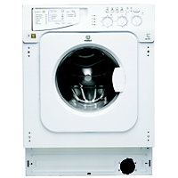 Indesit Ecotime IWME 147 Built-in Washing Machine - White