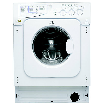 Image for Indesit Ecotime IWME 147 Built-in Washing Machine - White from StoreName