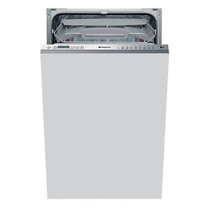 Image for Hotpoint Ultima LSTF 9H117 C Built-in Dishwasher - White from StoreName