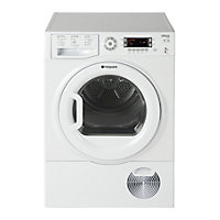 Hotpoint SUTCD 97B 6PM UK Condenser Dryer- White
