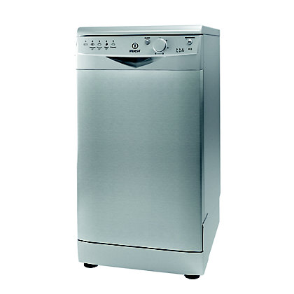 Image for Indesit Ecotime DSR 15B S Dishwasher - Silver from StoreName