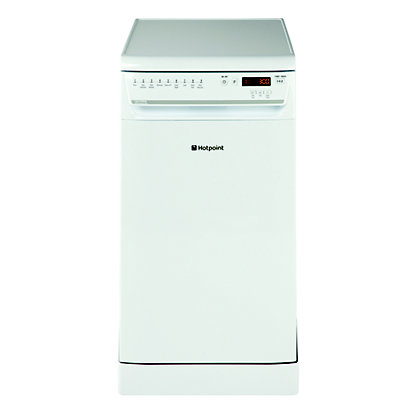 Image for Hotpoint Ultima SIUF 22111 P Dishwasher - White from StoreName