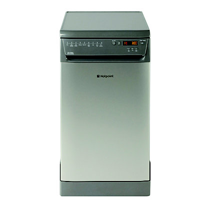 Image for Hotpoint Ultima SIUF 22111 G Dishwasher - Graphite from StoreName