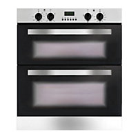 Matrix MD720SS Built- Under Double Oven - Stainless Steel