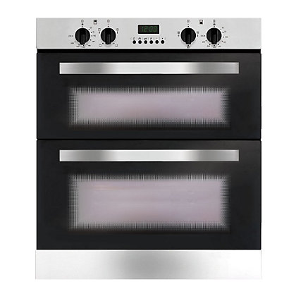 Image for Matrix MD720SS Built-under Double Oven - Stainless Steel from StoreName