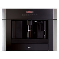 CDA vc800ss Coffee Machine - Stainless Steel