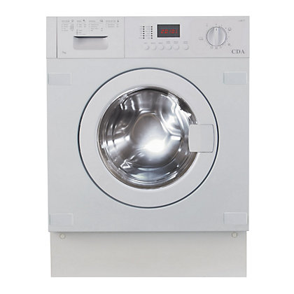 Image for CDA CI971IN Integrated Washer Dryer - White from StoreName