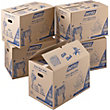 96L Cardboard Boxes - Set of 5
