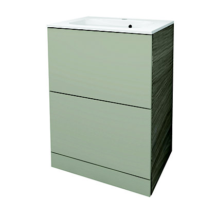 Image for Georgio 2 Drawer Deep Unit from StoreName