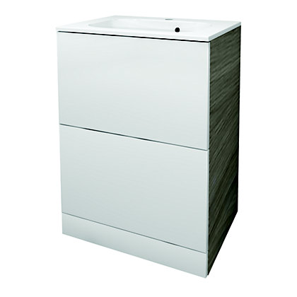Image for Monaco 2 Drawer Deep Unit from StoreName