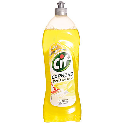 Image for Cif Floor Cleaner Lemon from StoreName