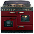 Rangemaster Classic 84720 110cm Natural Gas Cooker - Cranberry