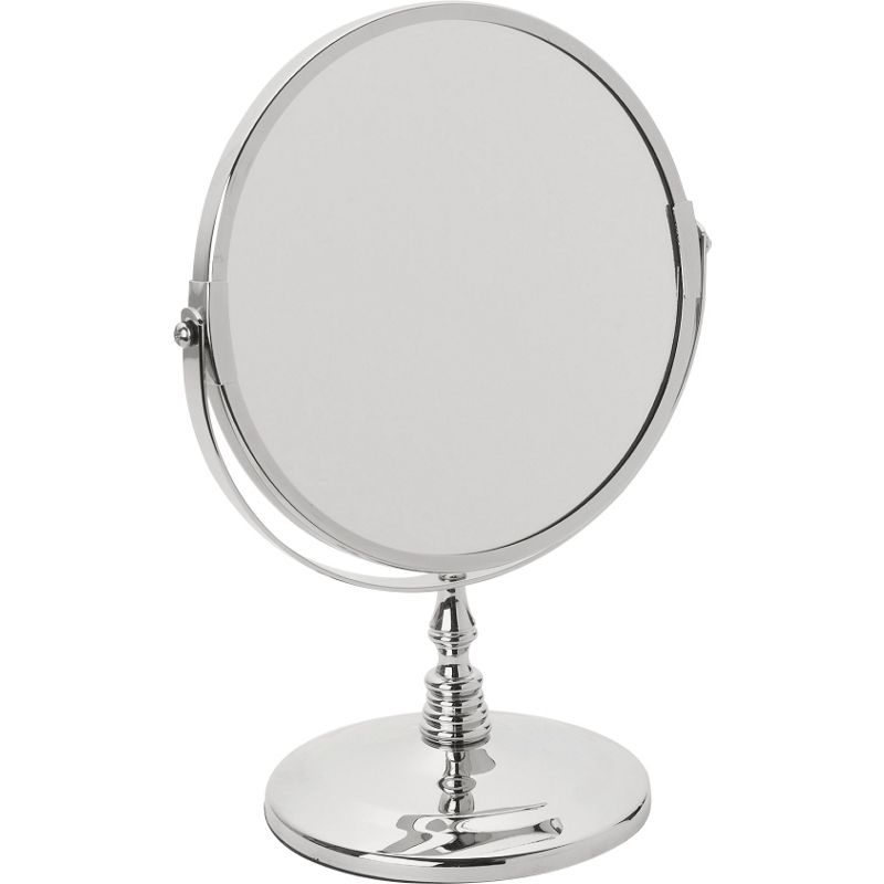 small bobble stand mirror