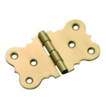 Image for Seat Hinge Electro Brass - 38mm - Pack of 2 from StoreName