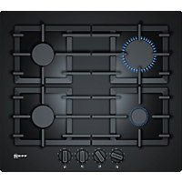 Neff T26CS49S0 Gas Hob - 60cm - Black