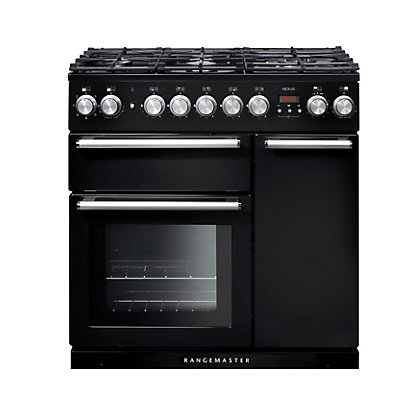 Image for Rangemaster 104680 Nexus Range Cooker - 90cm DF/NG from StoreName