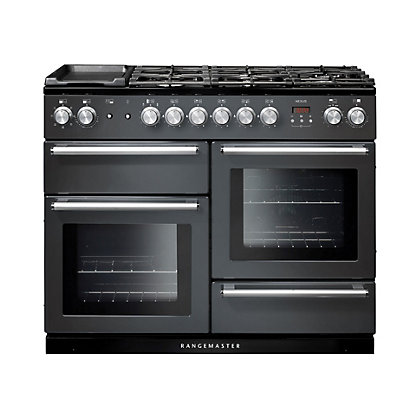 Image for Rangemaster 106090 Nexus Range Cooker - 110cm DF/NG from StoreName