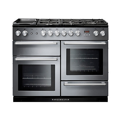 Image for Rangemaster 106100 Nexus Range Cooker - 110cm DF/NG from StoreName