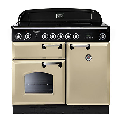 Image for Rangemaster 106540 Classic Range Induction Cooker - 100cm - Cream from StoreName