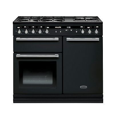 Image for Rangemaster 104860 Hi Lite Range Cooker - 100cm DF/NG from StoreName