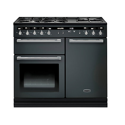 Image for Rangemaster 104890 Hi Lite Range Cooker - 100cm DF/NG from StoreName