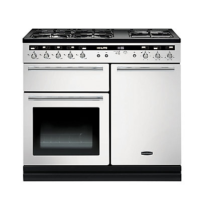 Image for Rangemaster 104910 Hi Lite Range Cooker - 100cm DF/NG from StoreName