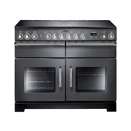 Image for Rangemaster 105580 Excel Range Cooker - 110cm Ceramic - Slate from StoreName