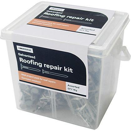 Image for Roofing Kit - Galvanised - 1kg from StoreName