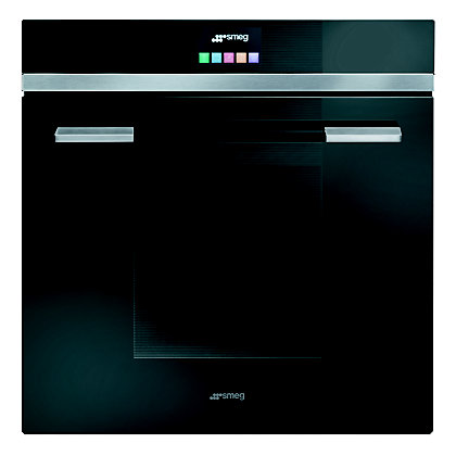 Image for Smeg SFP140N Single Pyrolytic Multifunction Oven from StoreName
