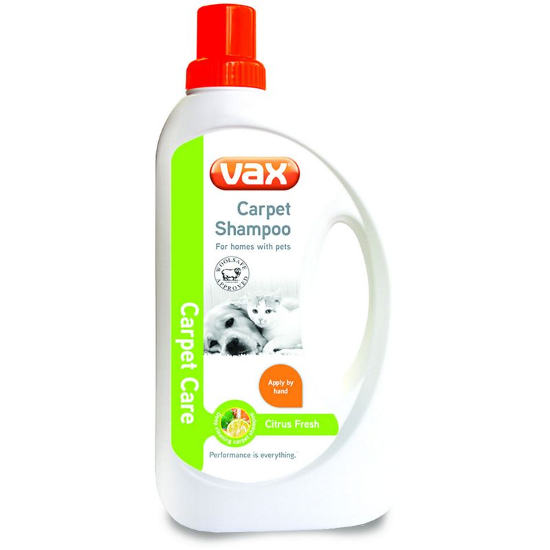 Vax ultra carpet cleaning solution 1 42l