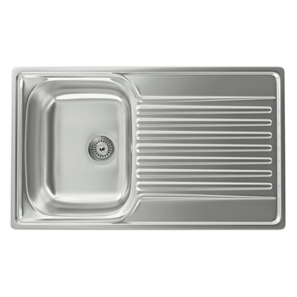 carron phoenix contessa 100 kitchen sink 1 bowl - Kitchen Sinks Uk