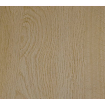 Image for Vitale P Shaped End Panel in Light Oak - Right Hand - 750mm from StoreName