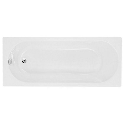 Image for Vitale Supercast Modern Round Bath - 1500 x 700mm - 0 Tap Holes from StoreName