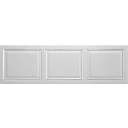 Image for Vitale Tudor Acrylic Front Bath Panel - (L)1700mm from StoreName
